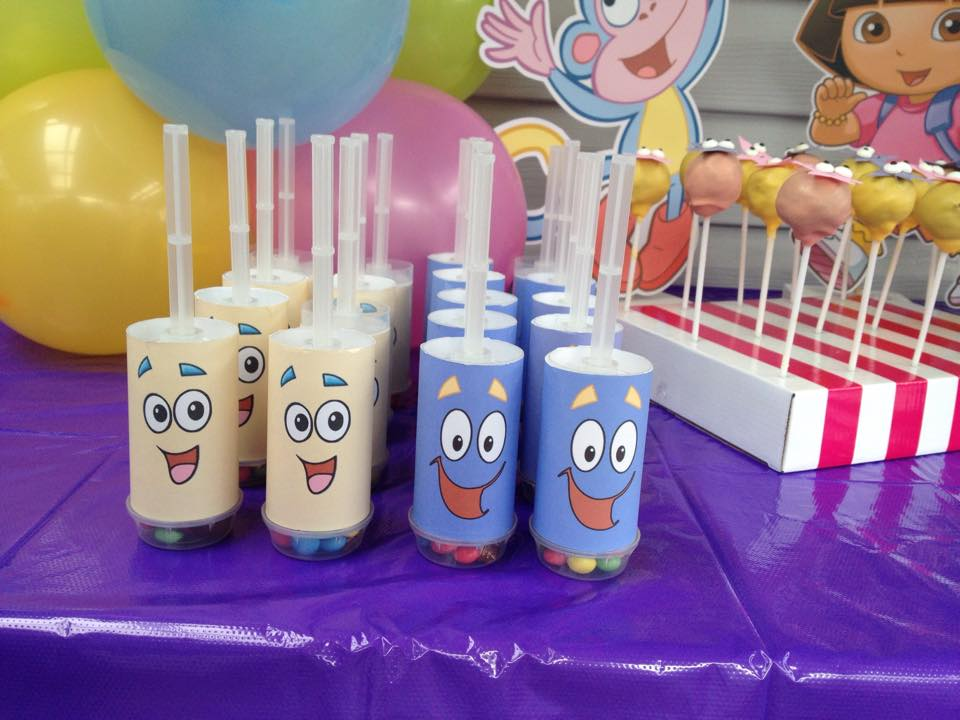 The Ultimate Dora The Explorer Party Setup + FREE PRINTABLES & Video ...