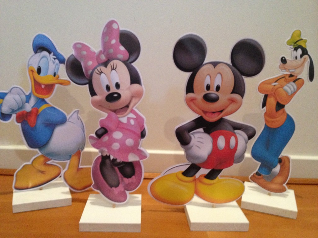 Mickey Mouse Clubhouse Characters Free Printable