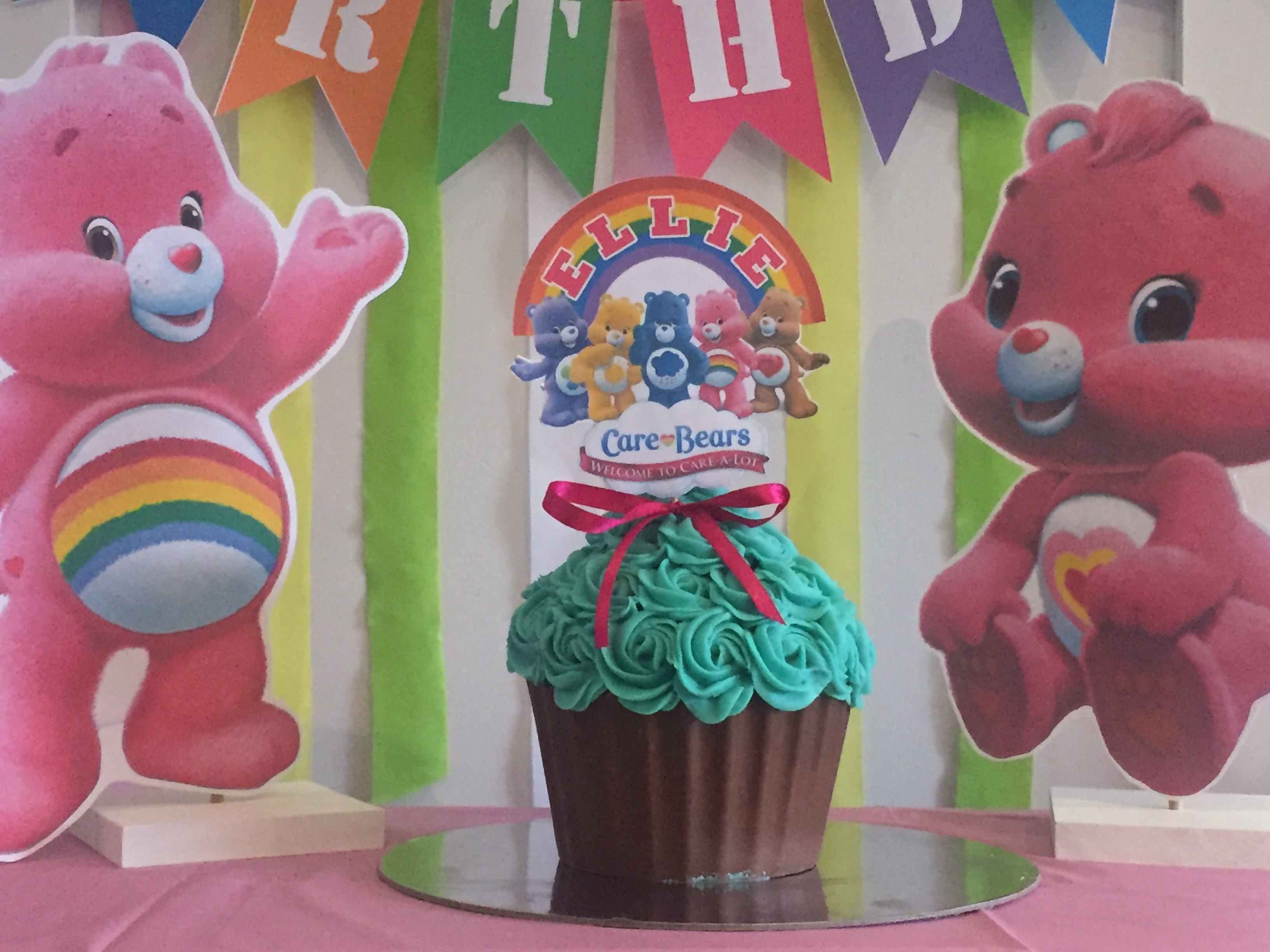 CARE BEARS BIRTHDAY PARTY TUTORIALS