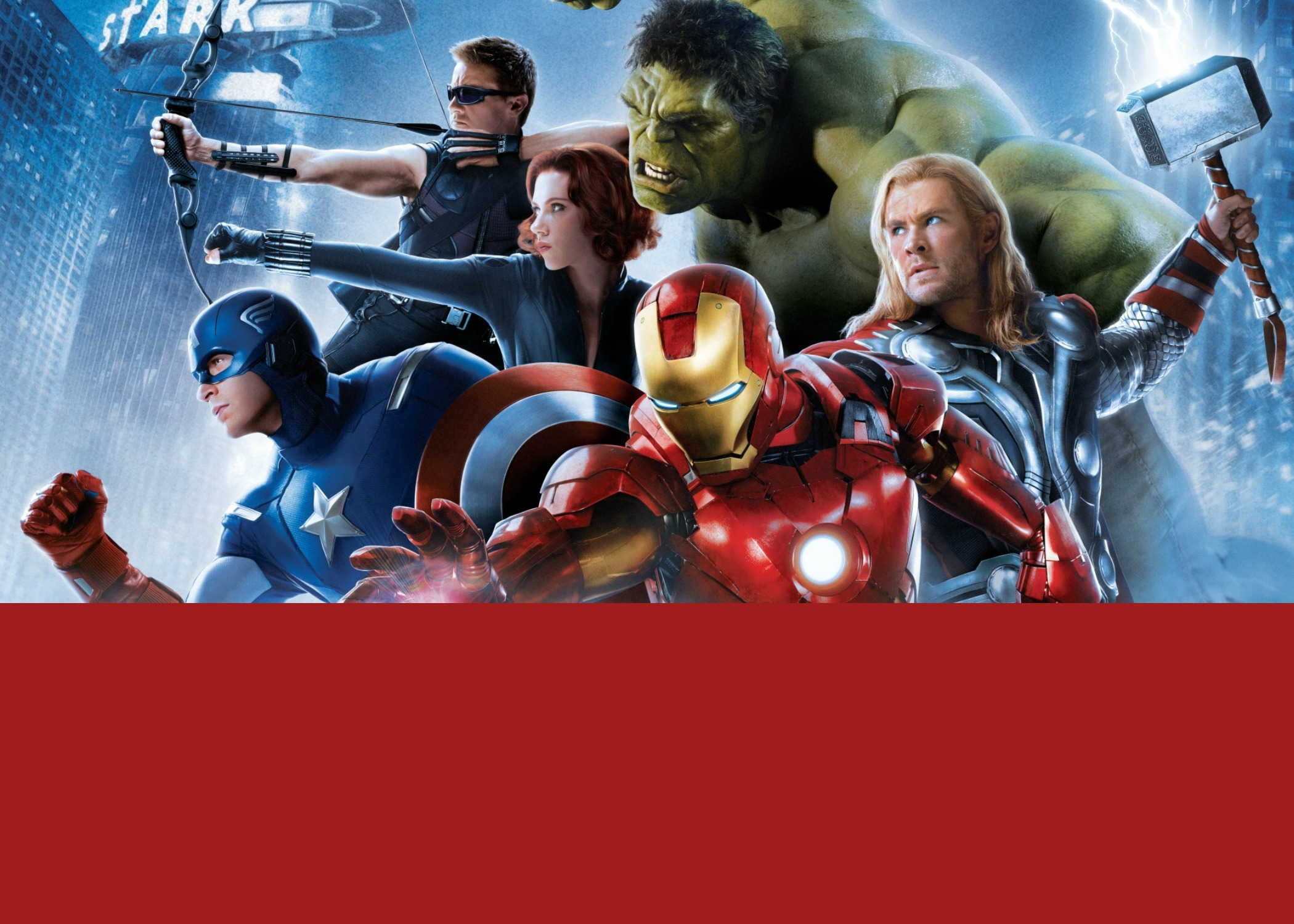 avengers digital invitation free template