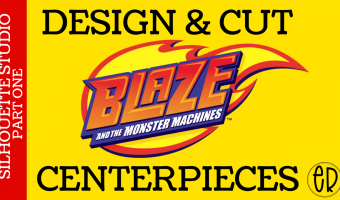 Blaze And The Monster Machine Printable Centerpieces | Free to downlaod