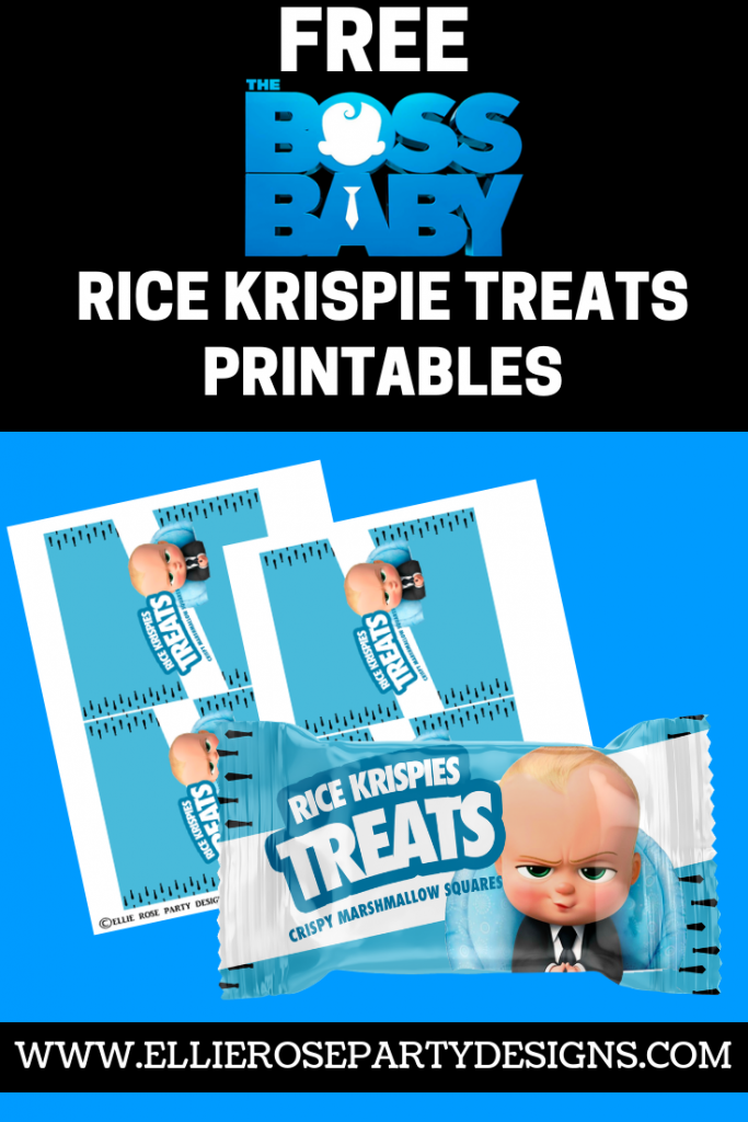 FREE BOSS BABY RICE KRISPIE TREAT PRINTABLE TEMPLATES (1)